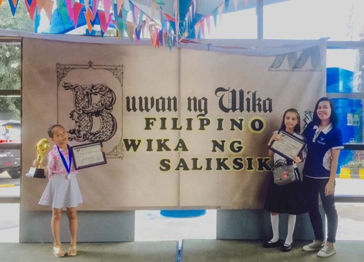 Buwan ng Wika Patimpalak 2018 - Hope Christian High School