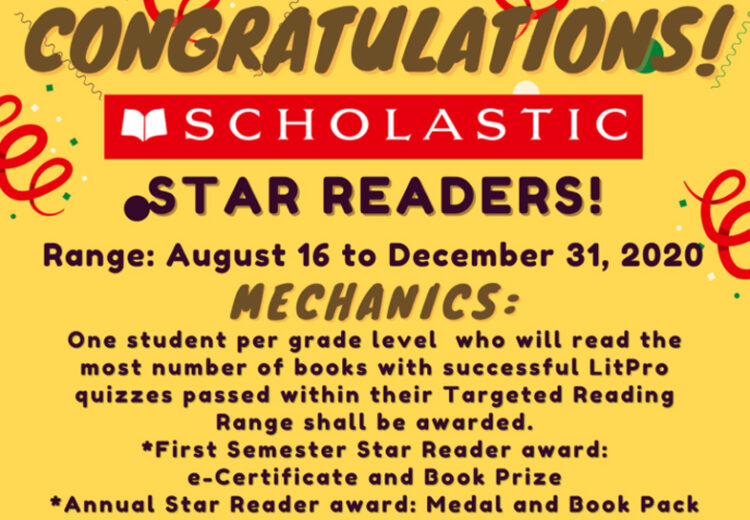 Star readers Scholastic
