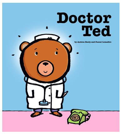 One morning, Ted wakes up and bumps his knee. He needs a doctor! Since doctors are scarce in Ted's room, he becomes one. Doctor Ted diagnoses his mother's freckles as measles and prescribes an operation. He diagnoses the principal's bad breath and prescribes a shot. No one appreciates Ted's medical talents until an accident strikes and Doctor Ted saves the day!